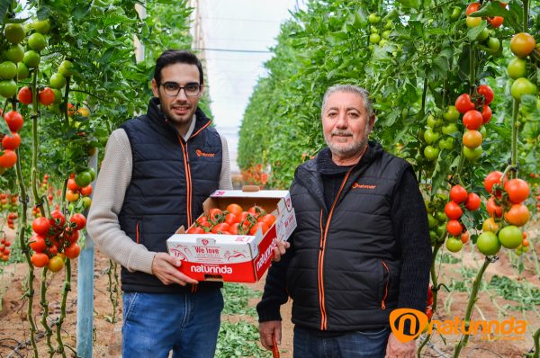 Tomates Naturinda